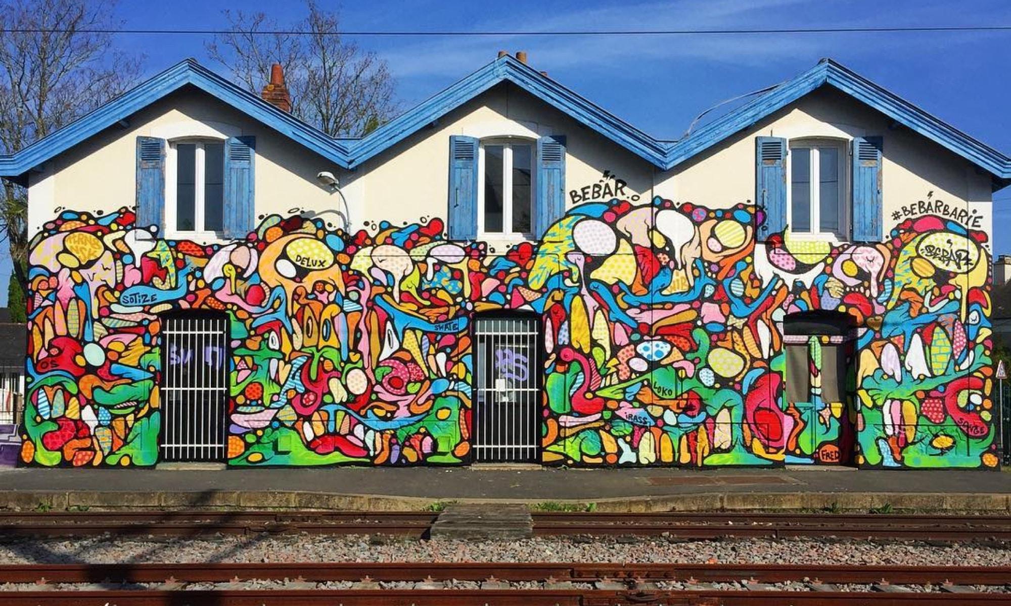 Street Artiste : Bebar