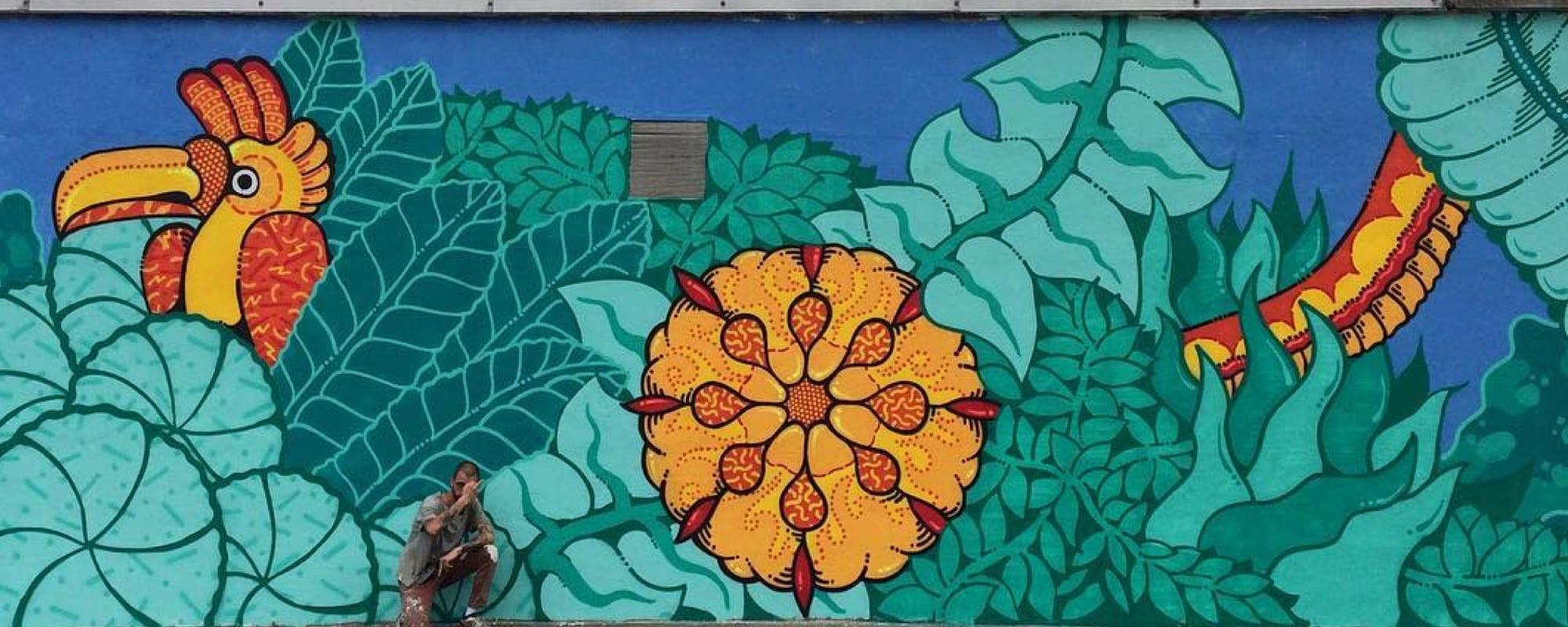 Street Artist : Dalas