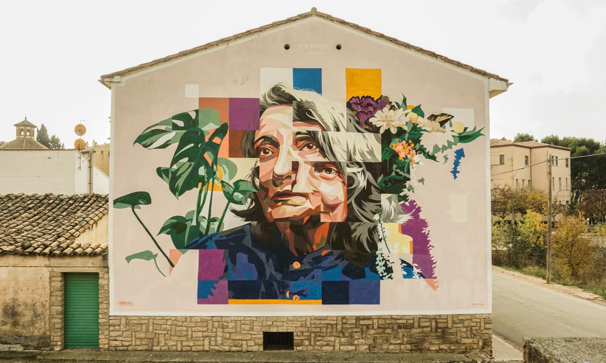 Street Artiste : Dourone