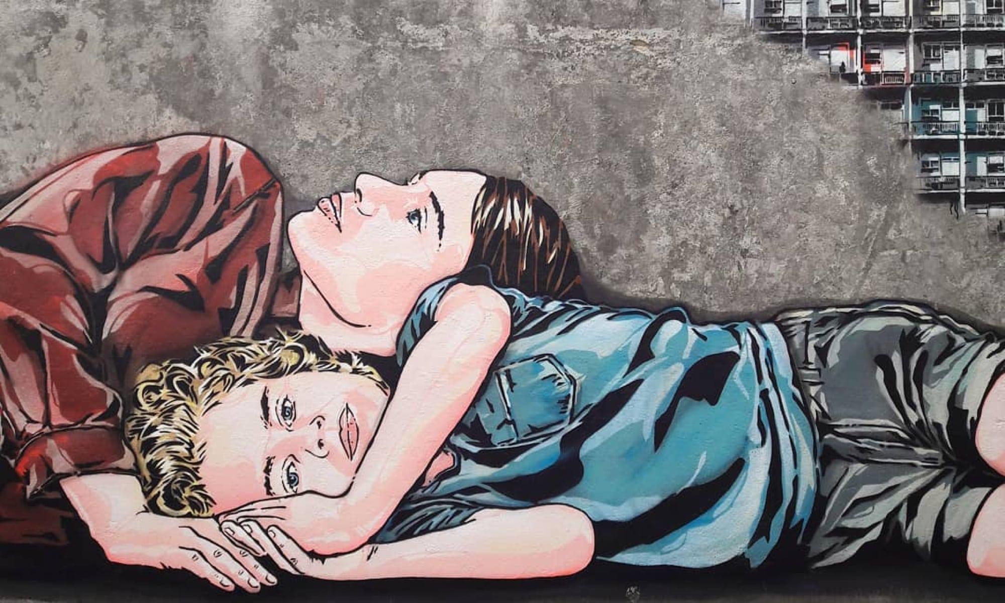 Street Artiste : Jana & JS