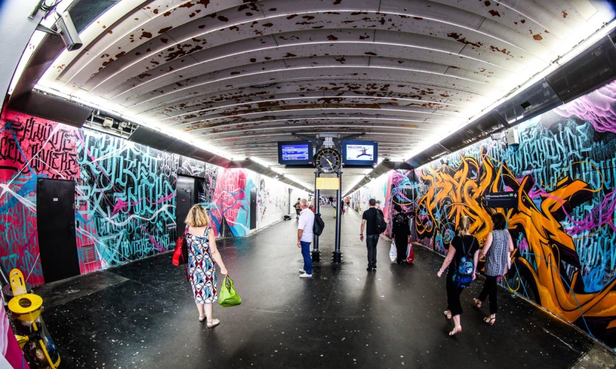 Street Artiste : Baske ToBeTrue