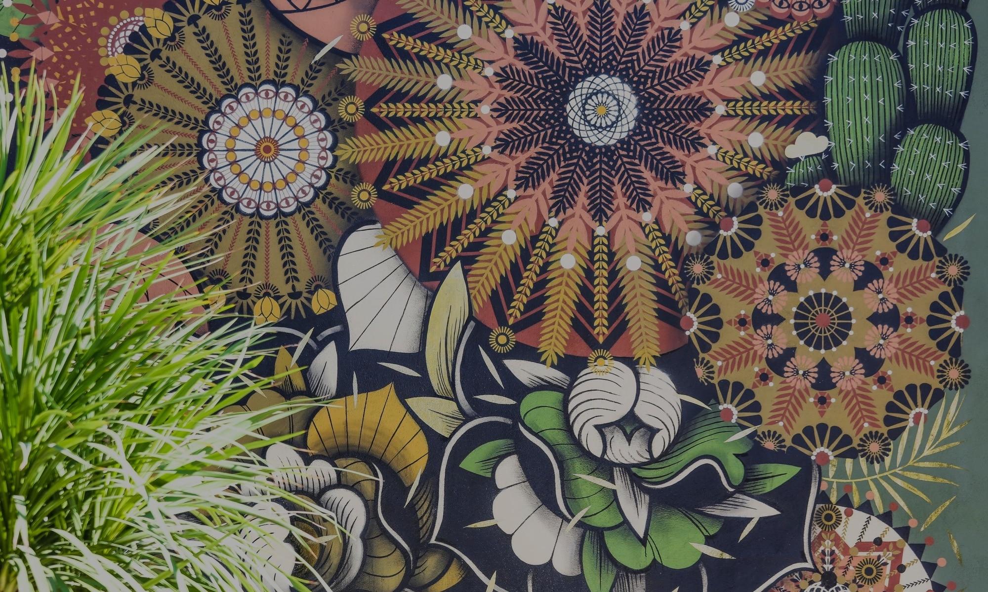 Street Artist : Koralie