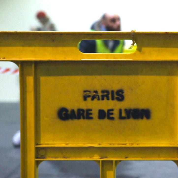 Gare de Lyon 3