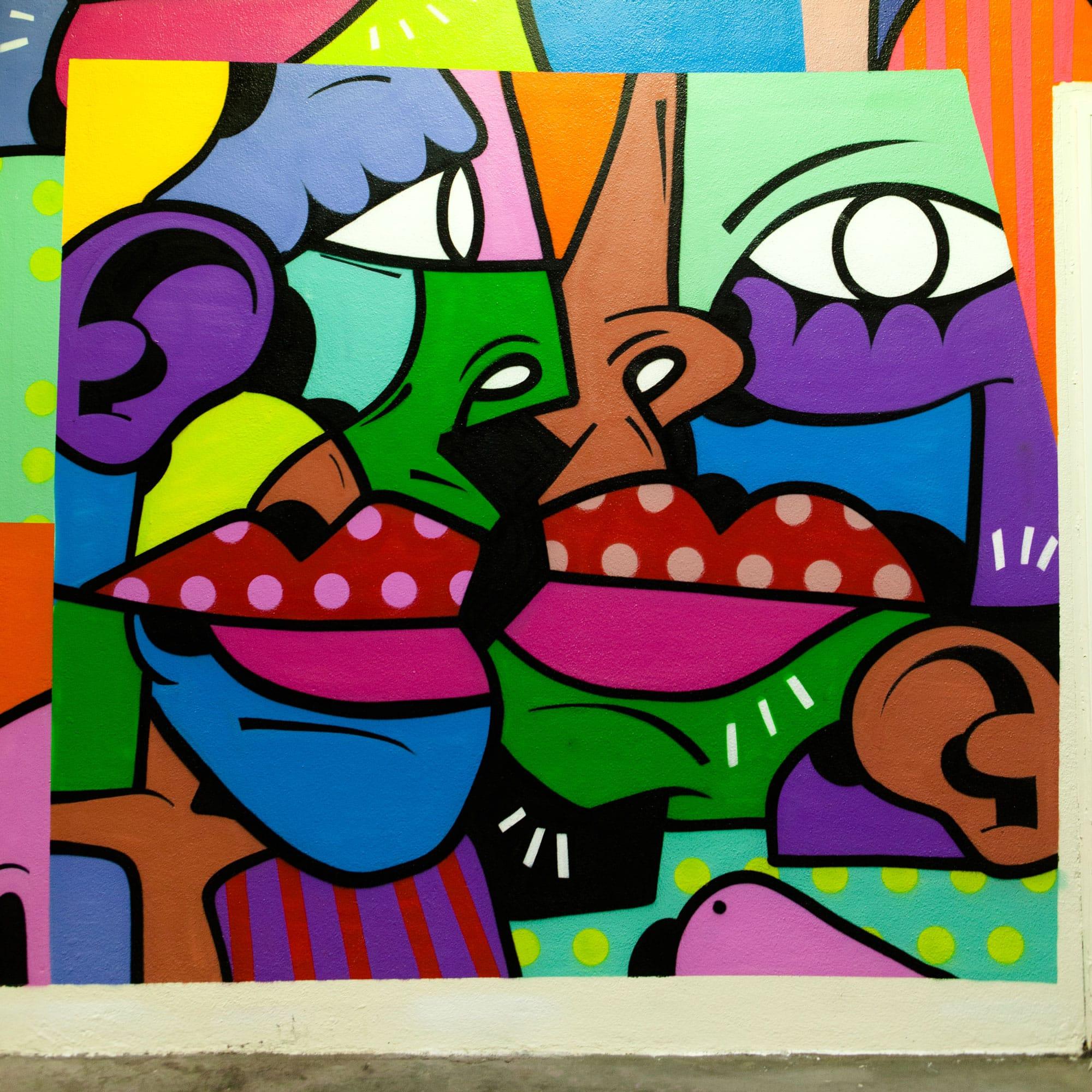 Opération Street Art : Gare de Lyon