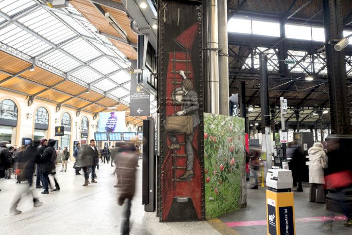 Gare Saint-Lazare 2
