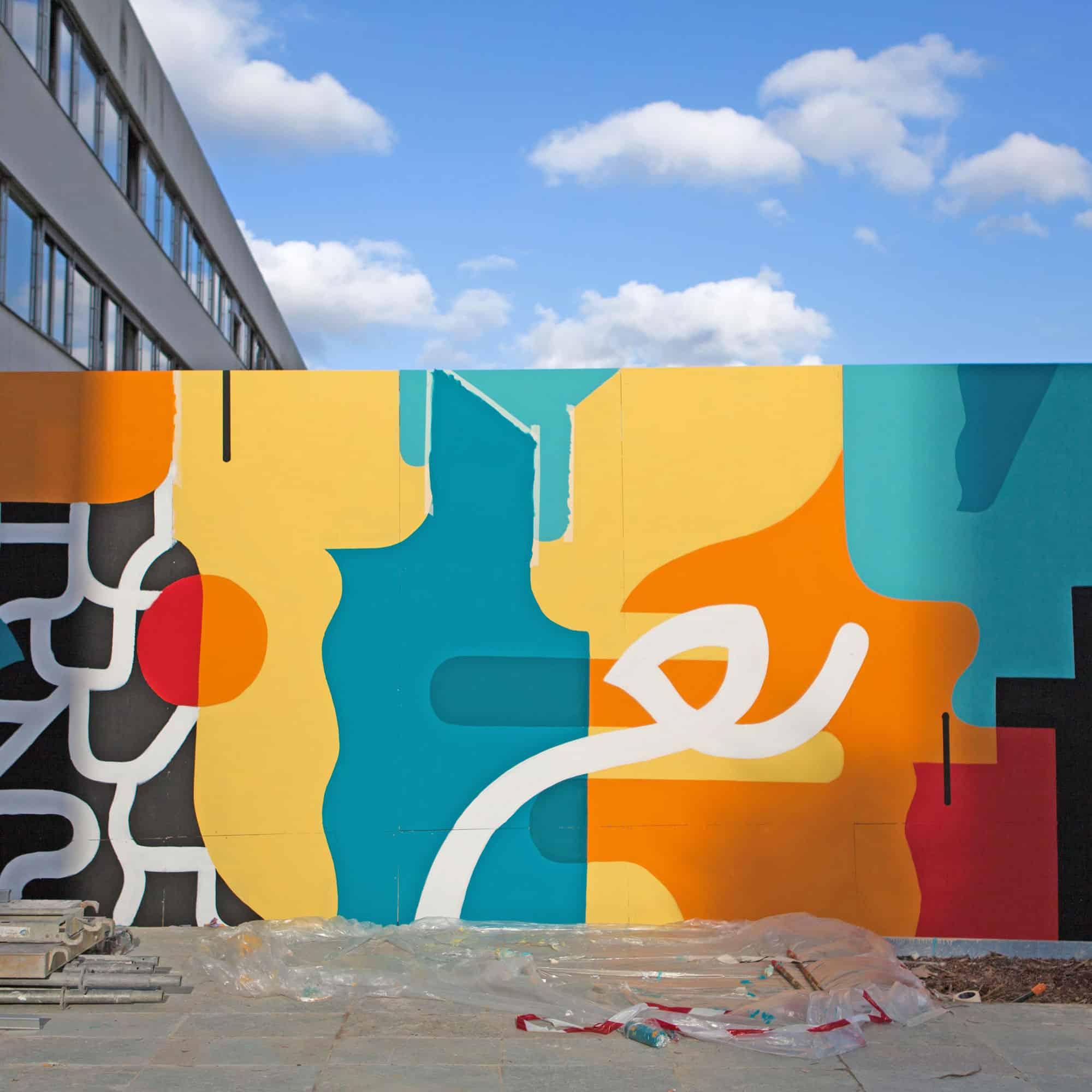 Opération Street Art : Massy