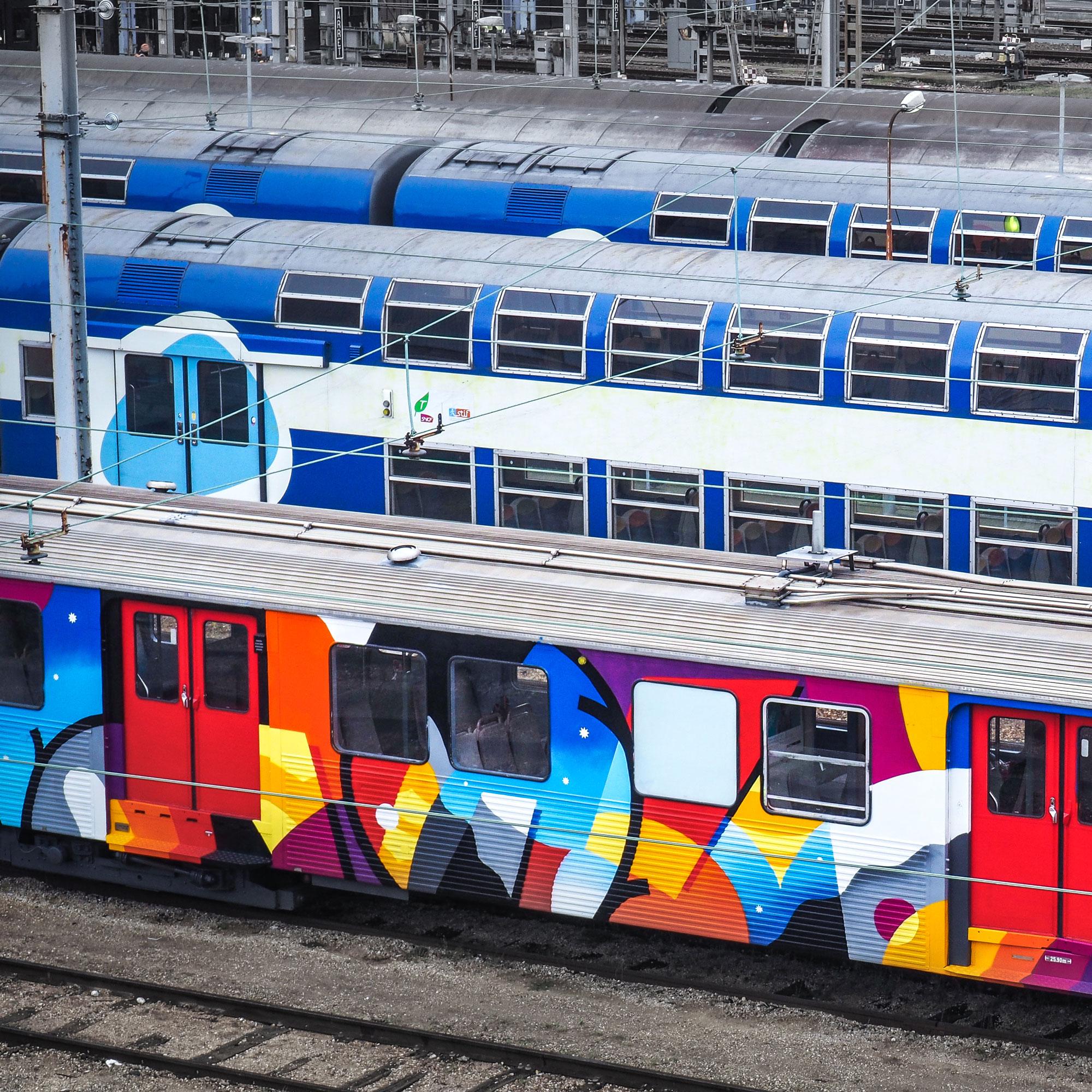 Street Art Operation : Petit-Gris