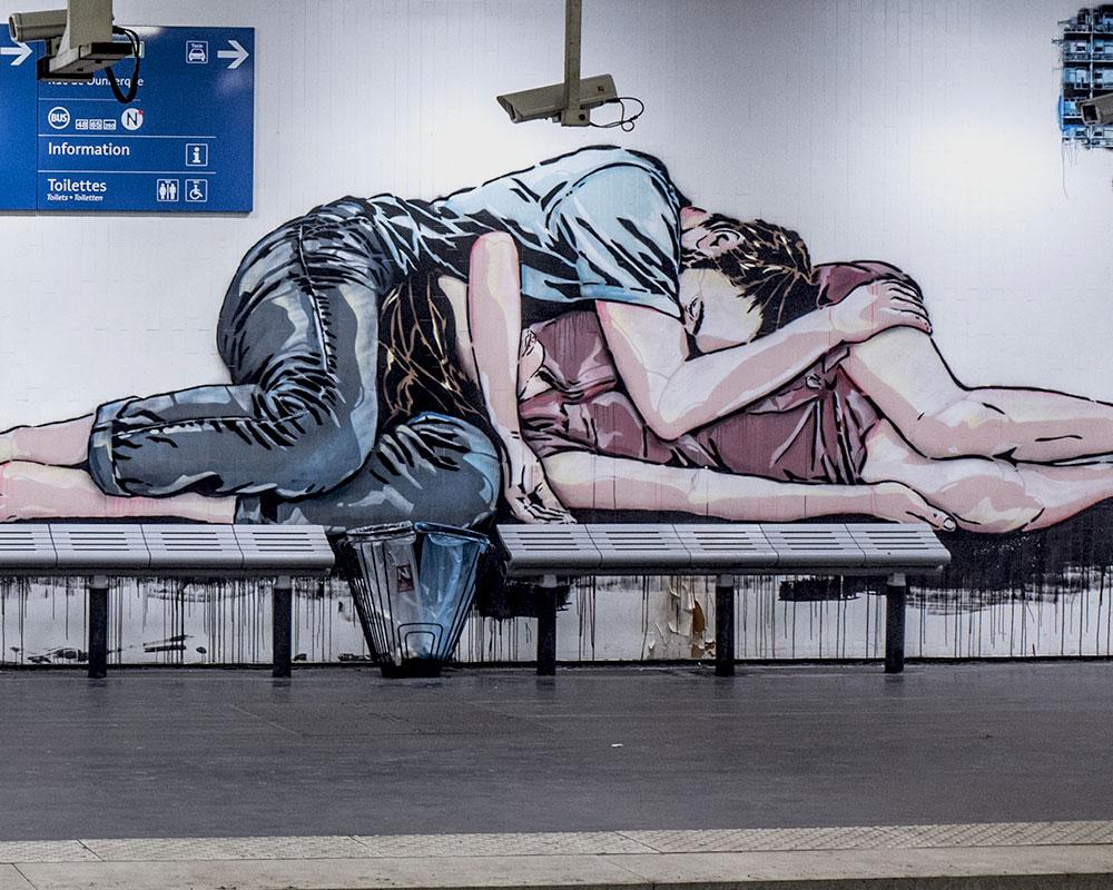Art Residency - Gare du Nord