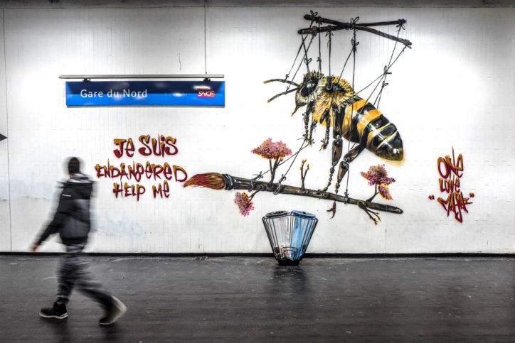 Art Résidence – Gare du Nord 3