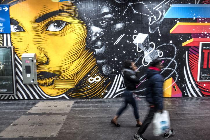 Art Résidence – Gare du Nord 5