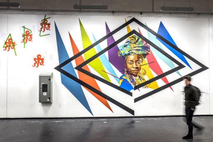 Art Résidence – Gare du Nord 6