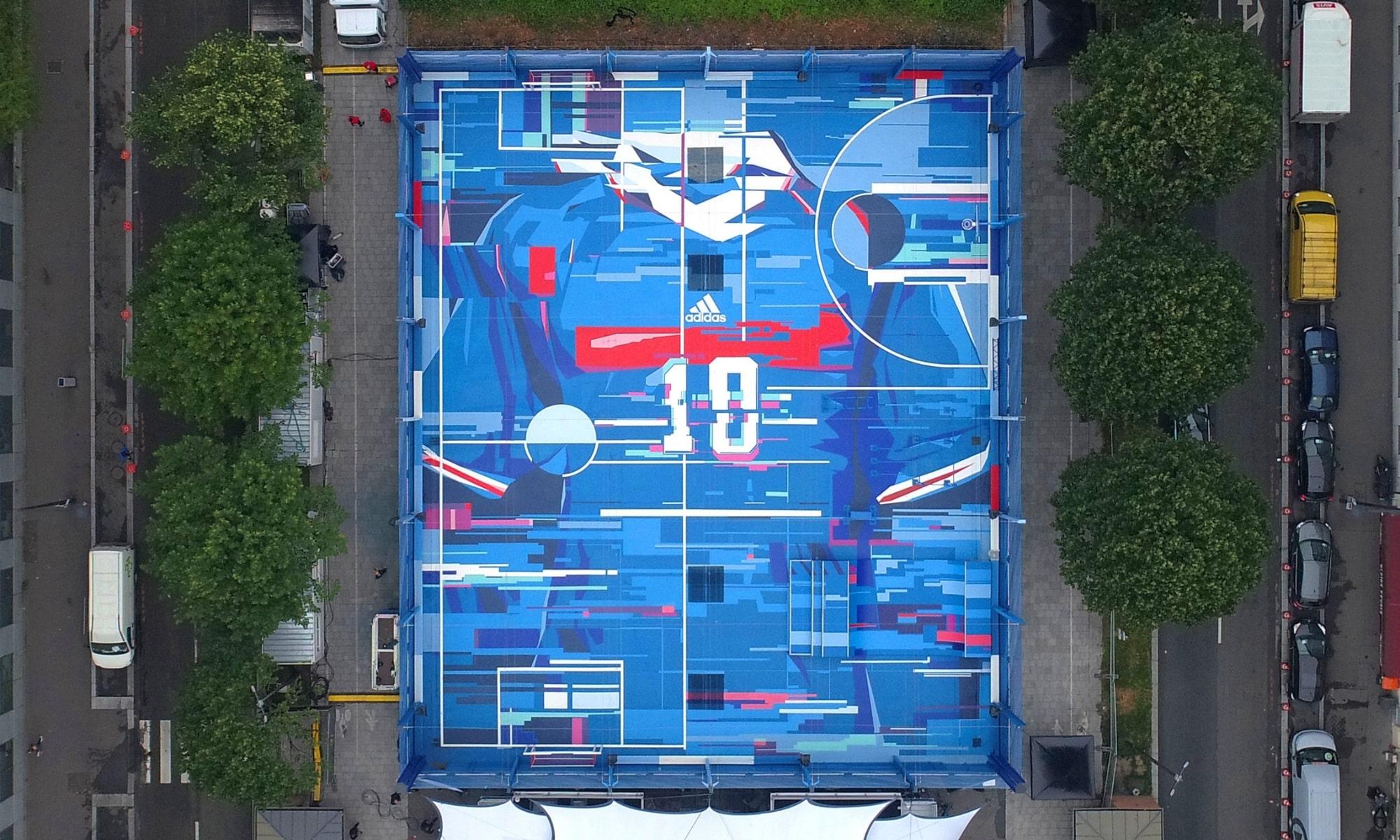 Street Artiste : ONOFF crew