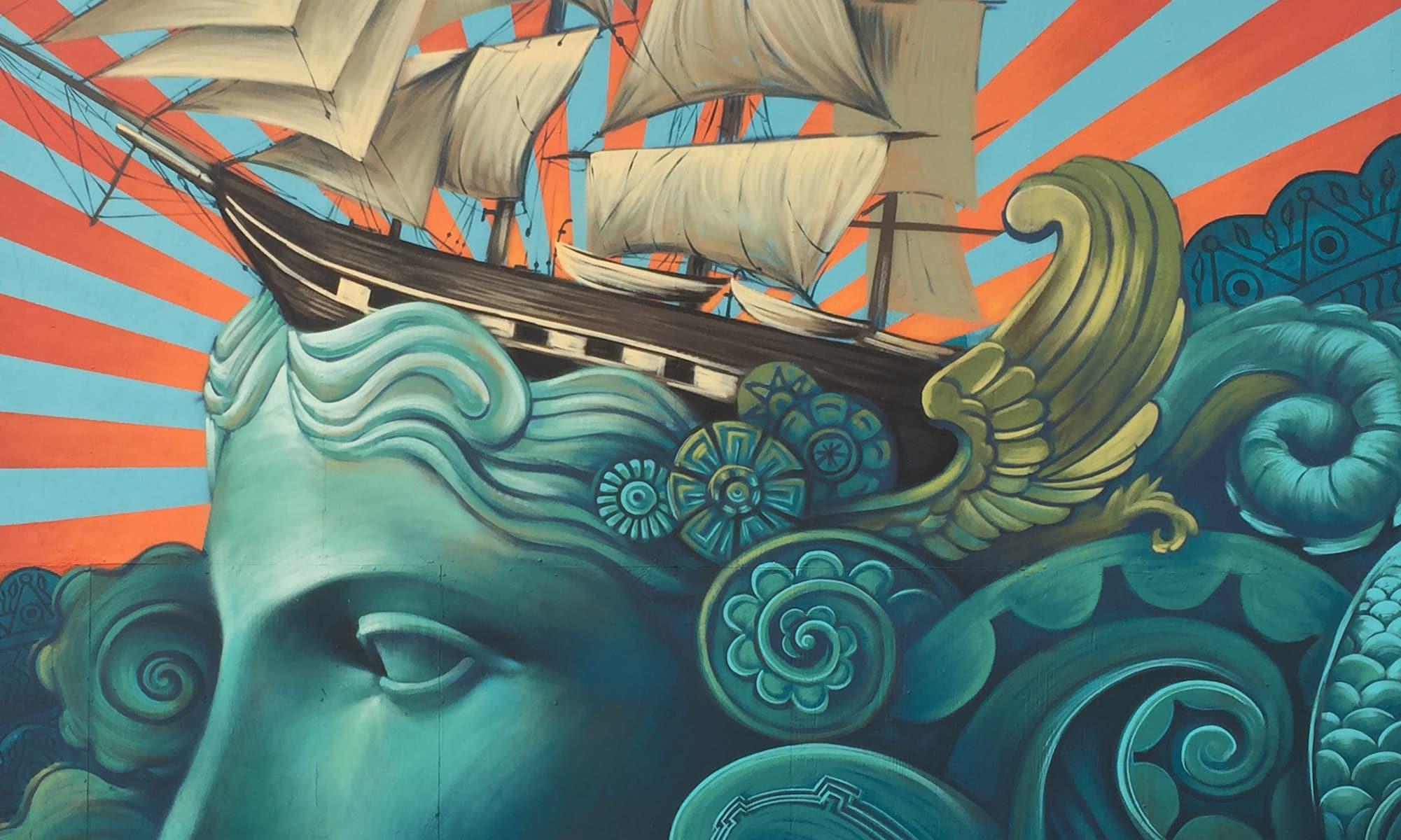 Street Artiste : Beau Stanton