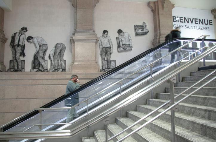 Gare Saint-Lazare 4