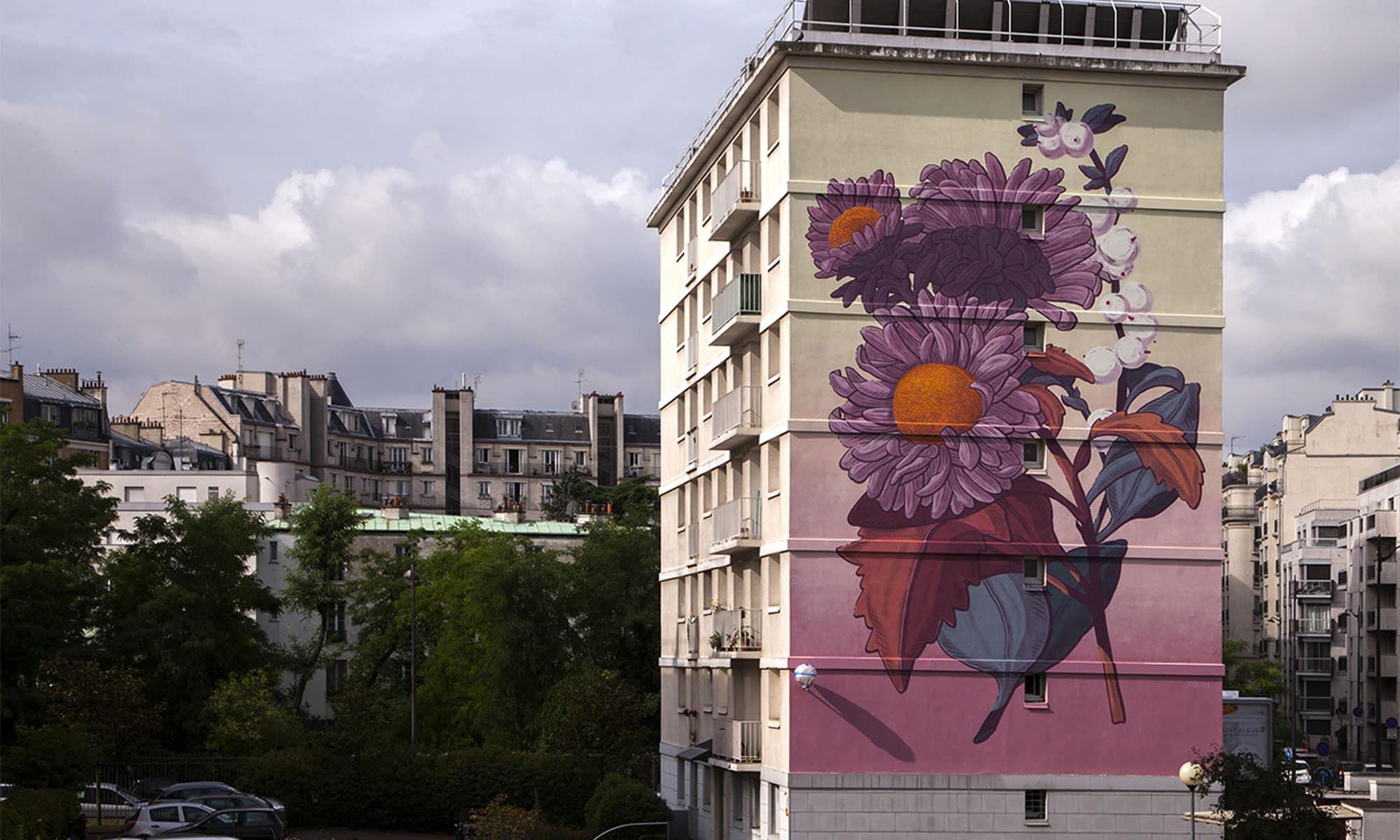 Street Artiste : Pastel