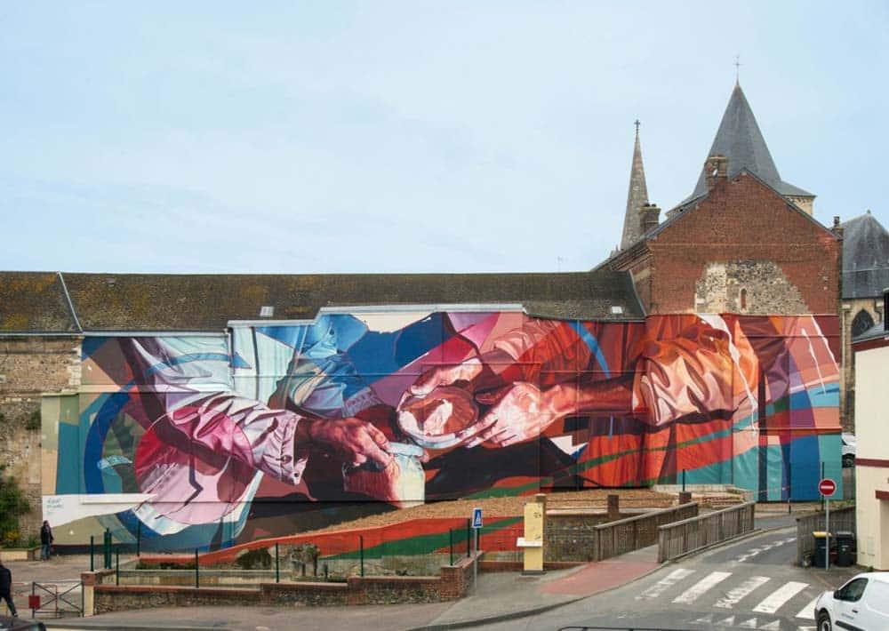 Street Artiste : Ratur