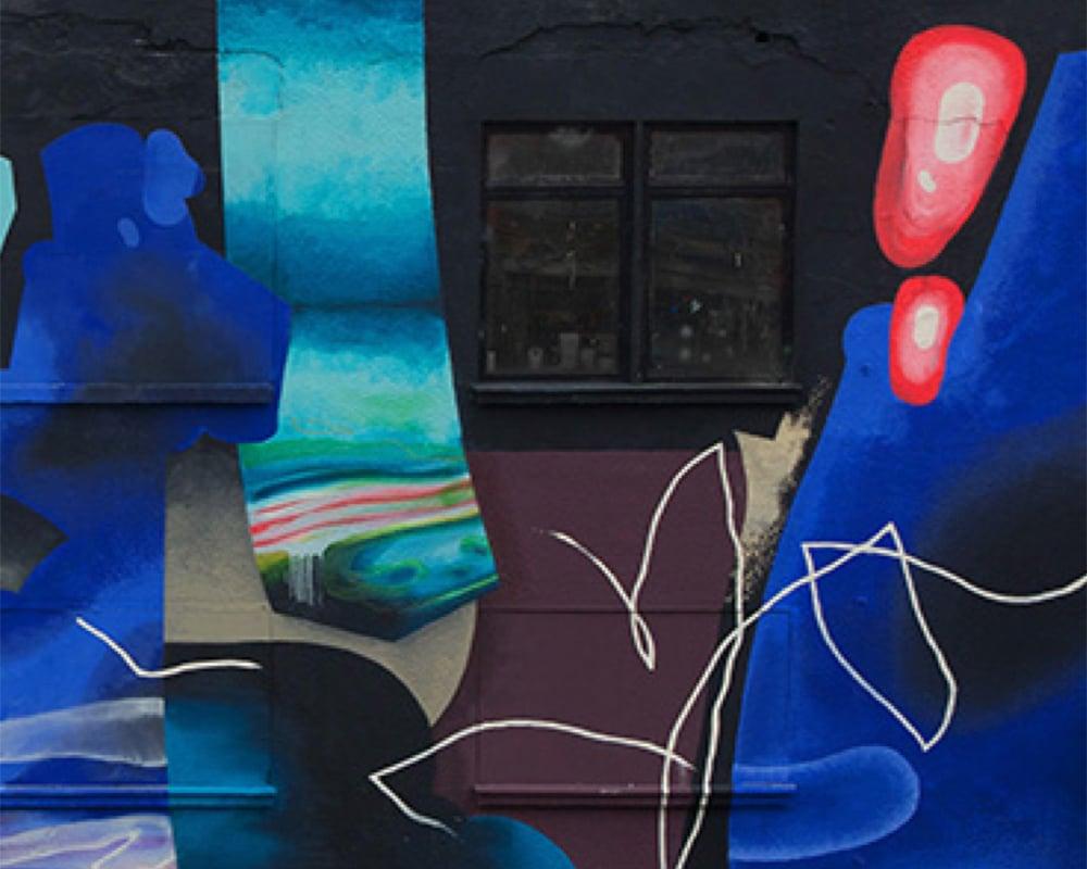 Street Artist : Blo