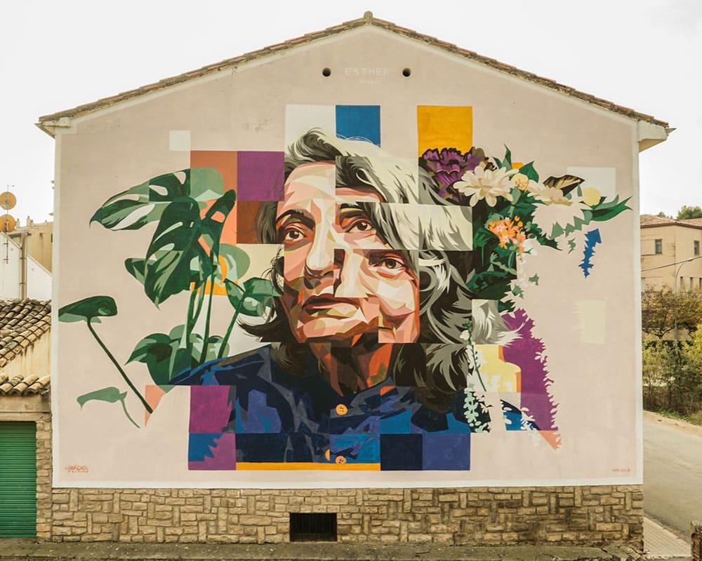 Street Artist : Dourone