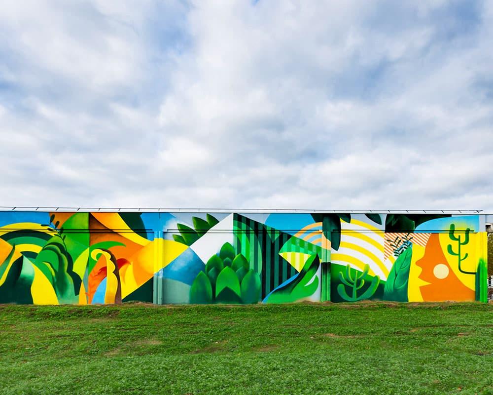 Street Artiste : Gilbert Mazout