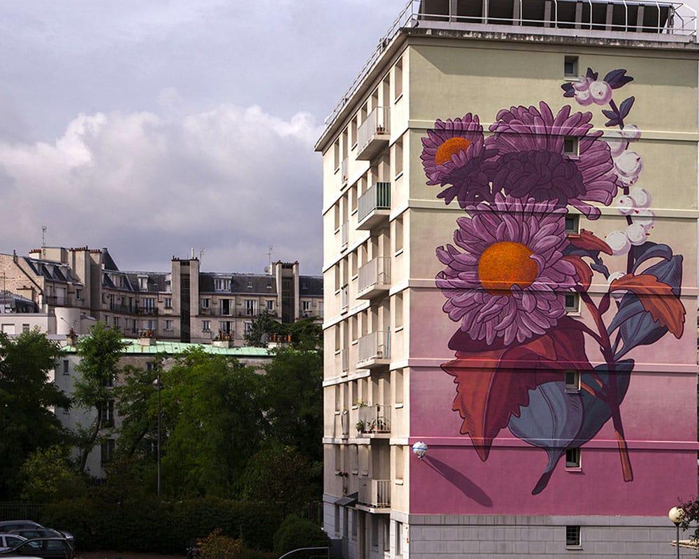 Street Artist : Pastel