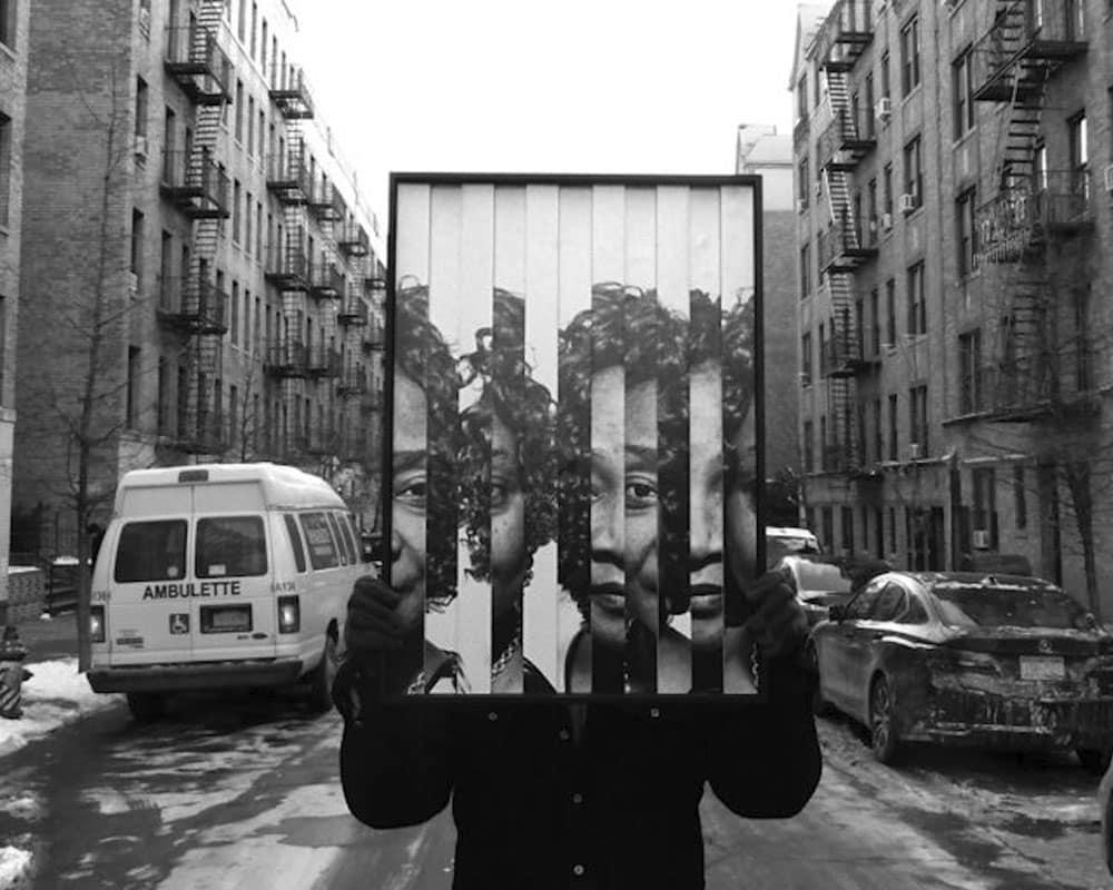 Street Artist : Quentin DMR