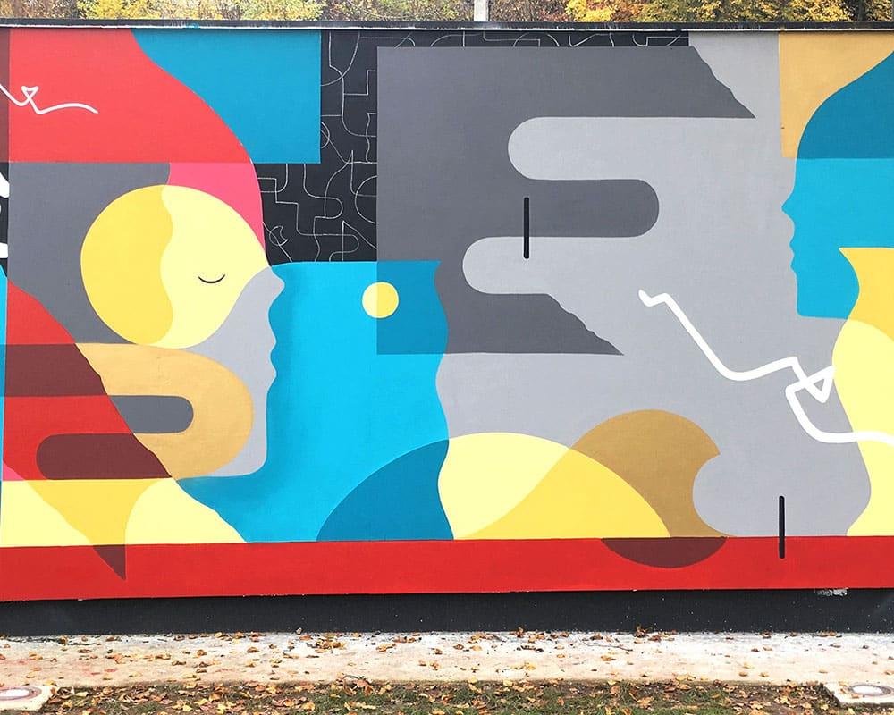 Street Artist : GoddoG