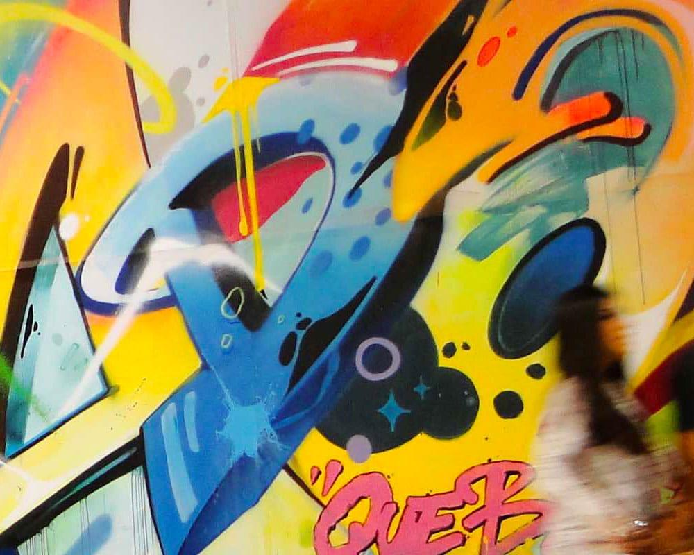 Street Artist : Kendo
