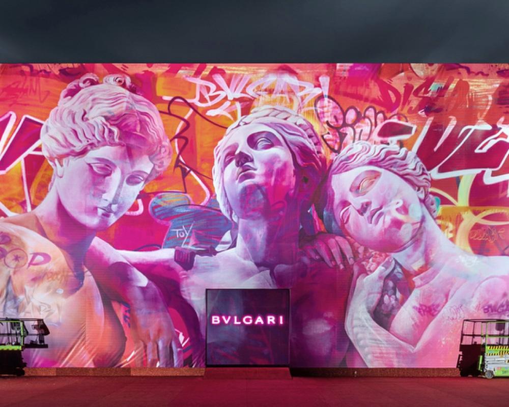 Street Artist : PichiAvo