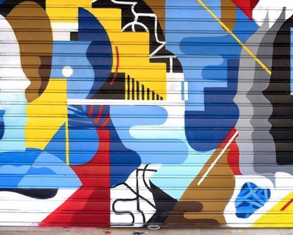 Street Artist : World of Polar