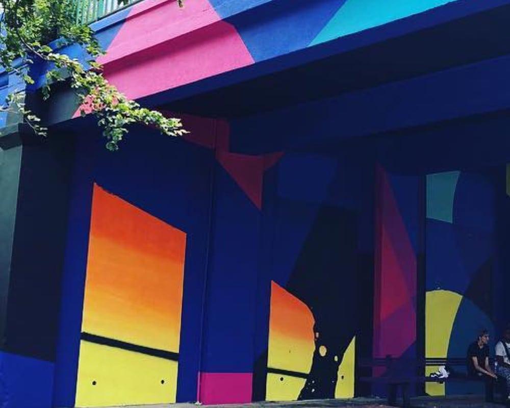 Street Artist : Zest