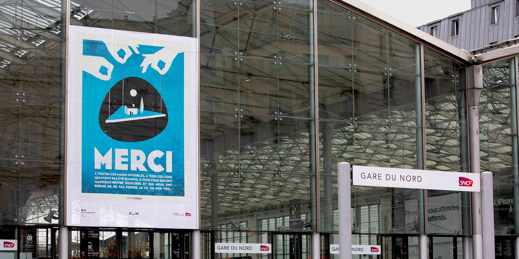 · Campagne MERCI · FRANCE