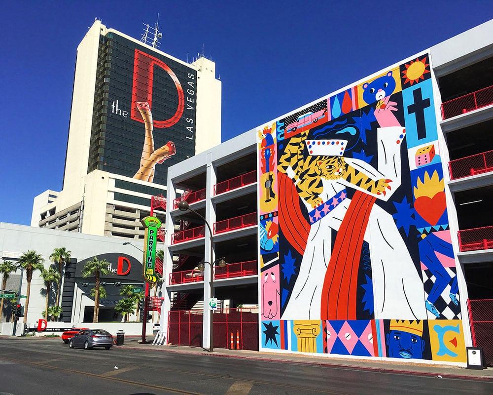 Street Artist : Saddo