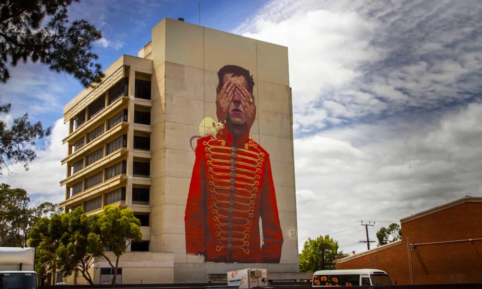 Street Artiste : Sainer