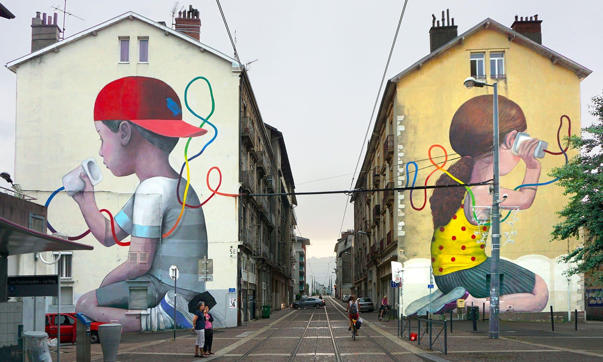 Street Artiste : SETH