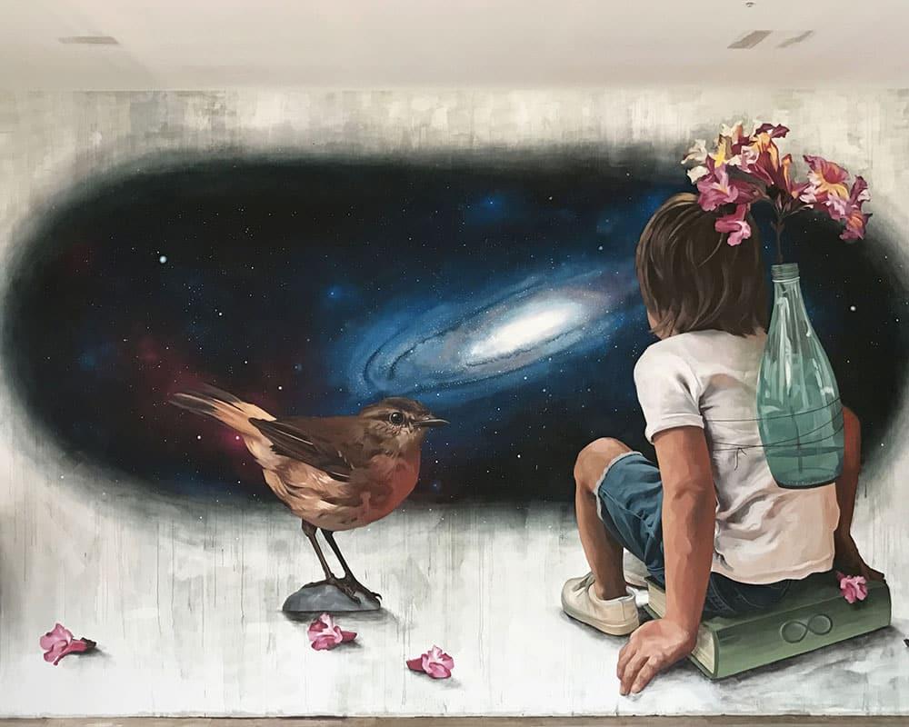 Street Artist : JADE RIVERA