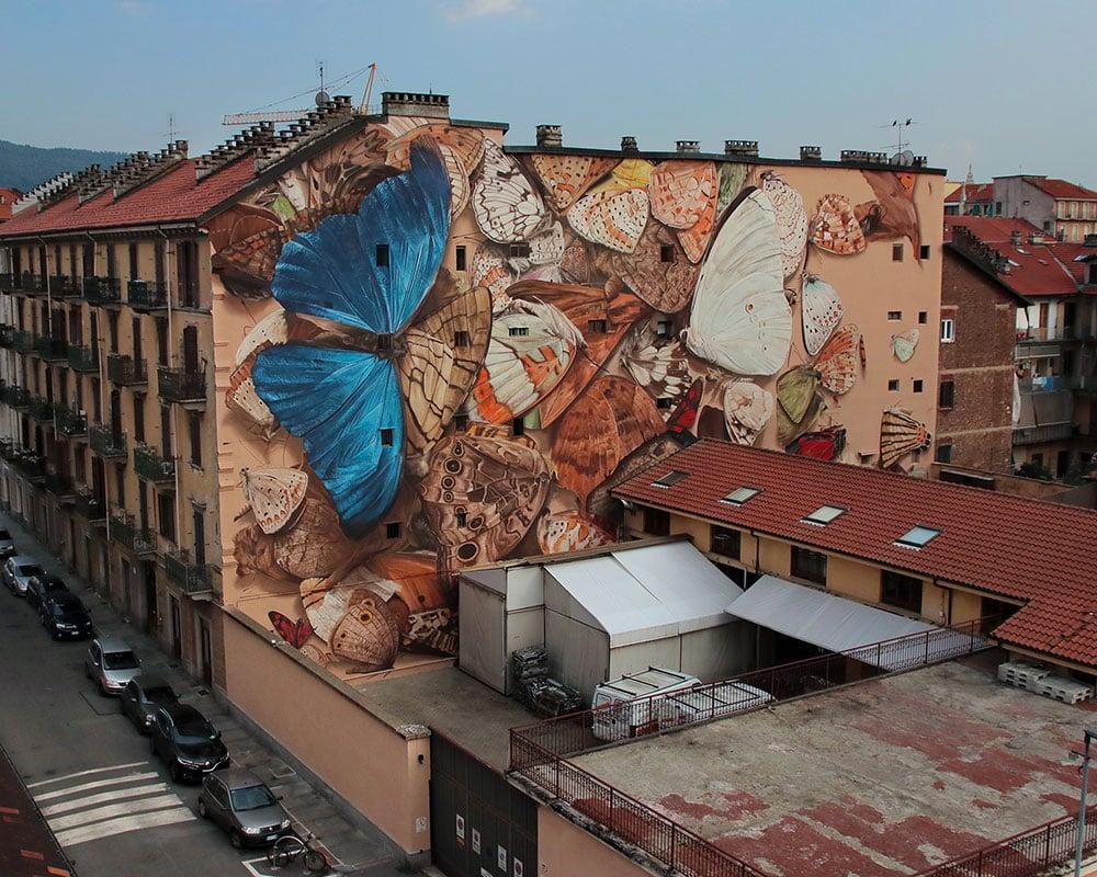 Street Artist : Mantra