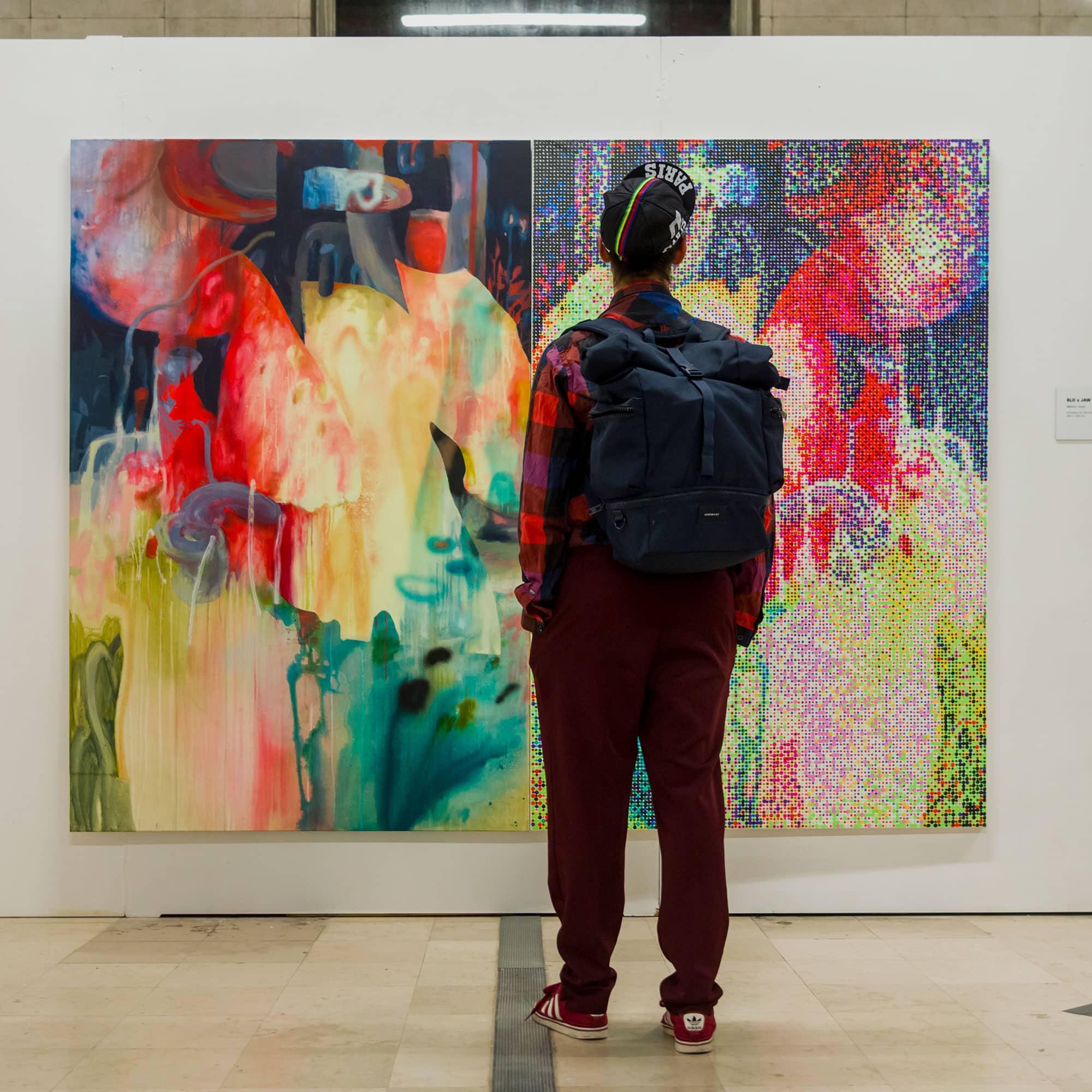 Opération Street Art : Réenchanter la ville : une exposition Quai 36