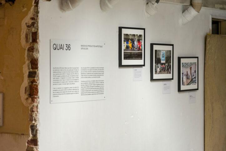 Réenchanter la ville : une exposition Quai 36 13