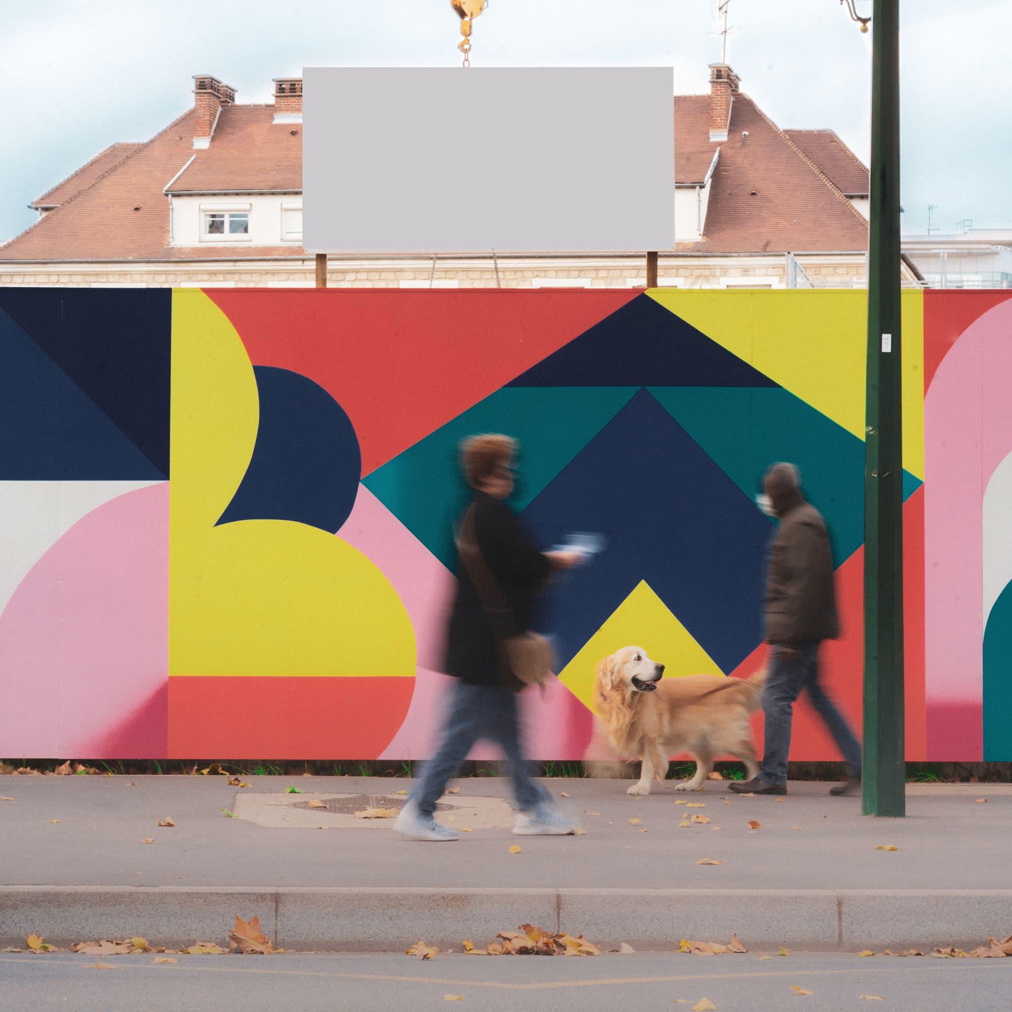 Street Art Operation : La Garenne-Colombes