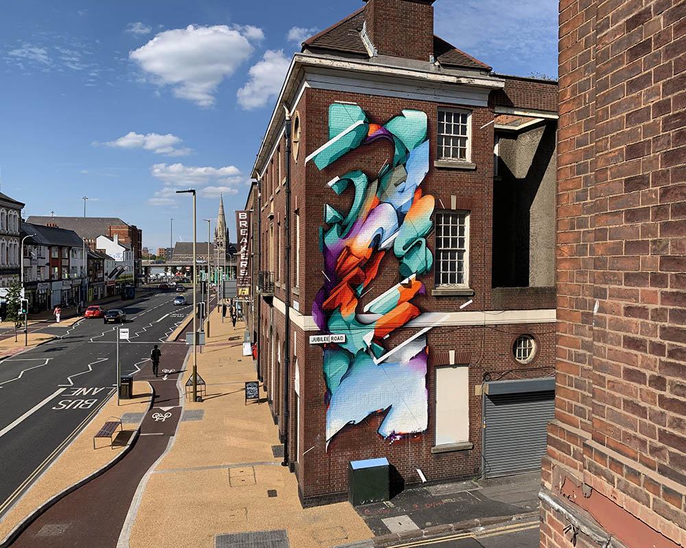 Street Artist : Does