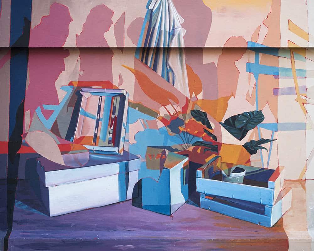 Street Artist : Sckaro
