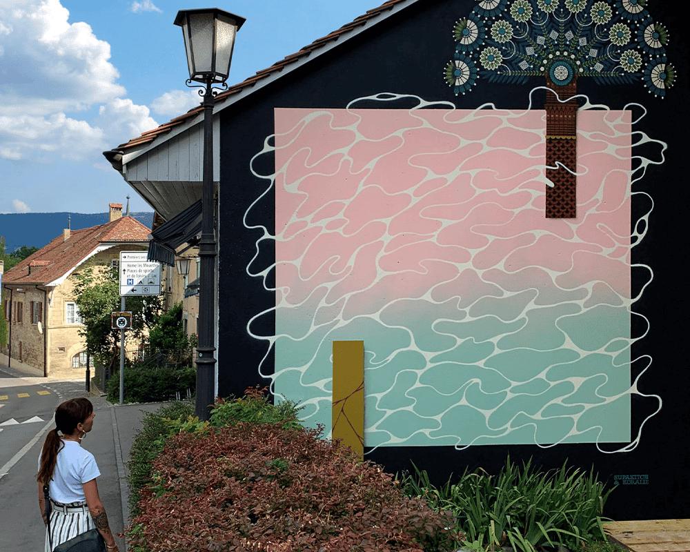 Street Artiste : Supakicth & Koralie