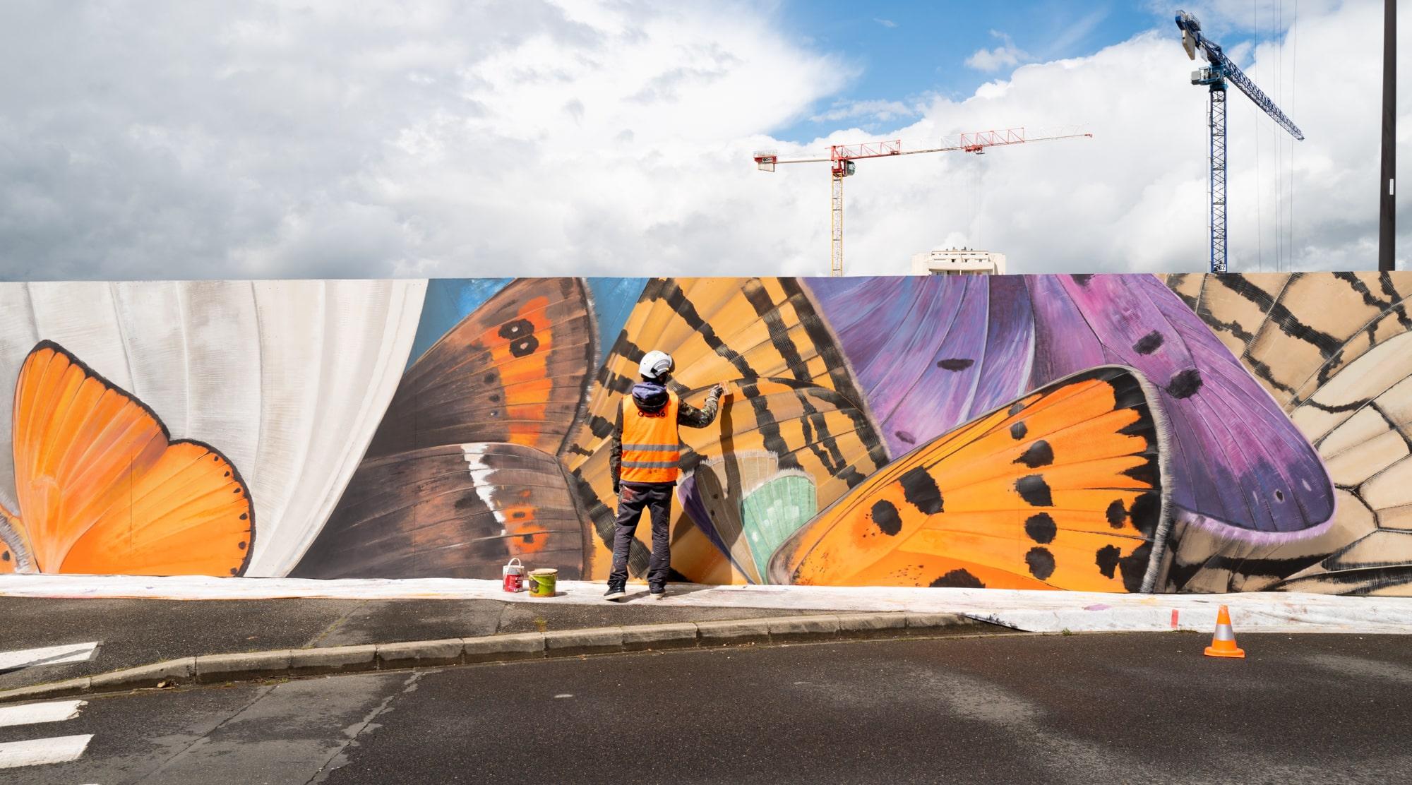 Opération Street Art : MELUN