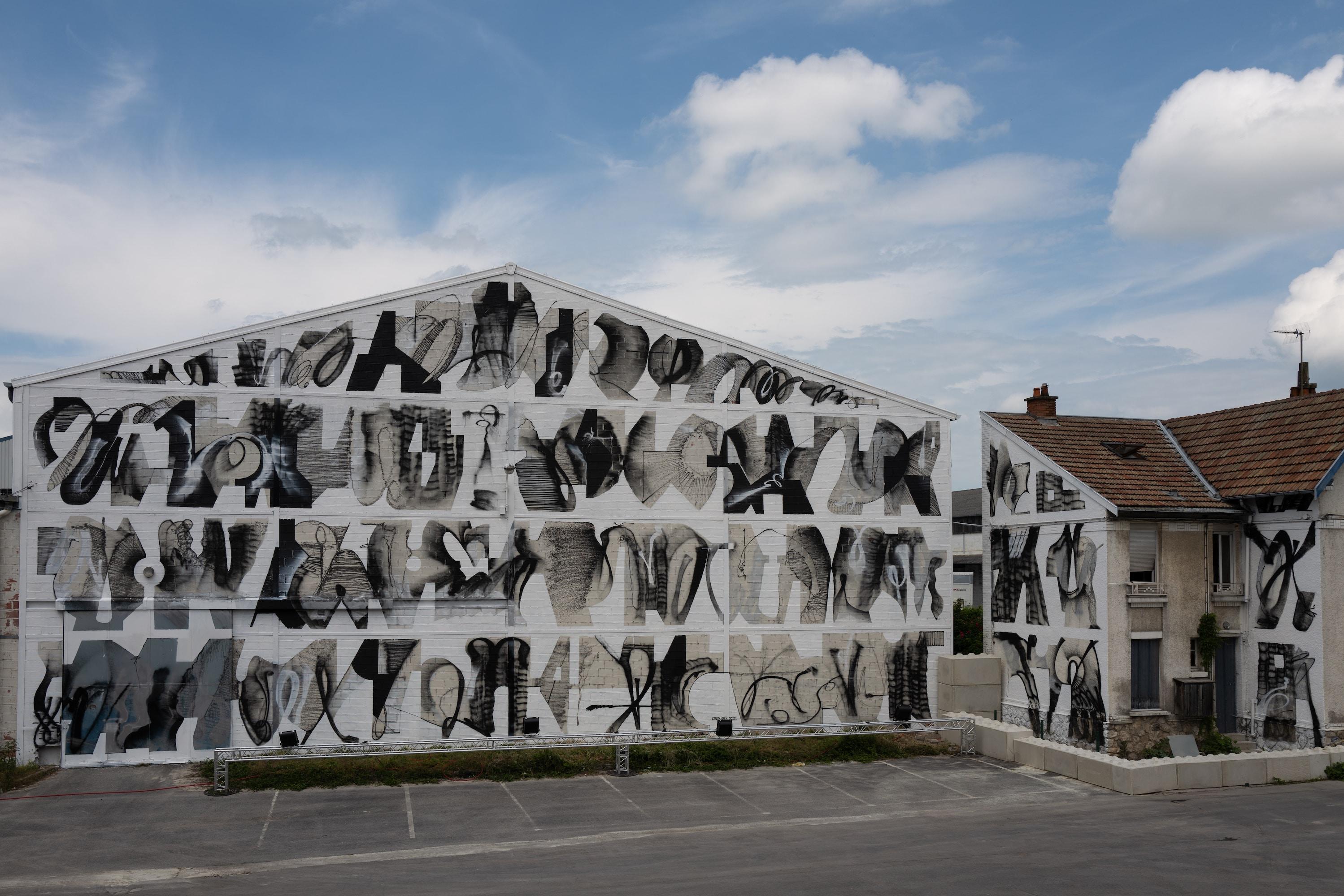 Street Artist : L'OUTSIDER
