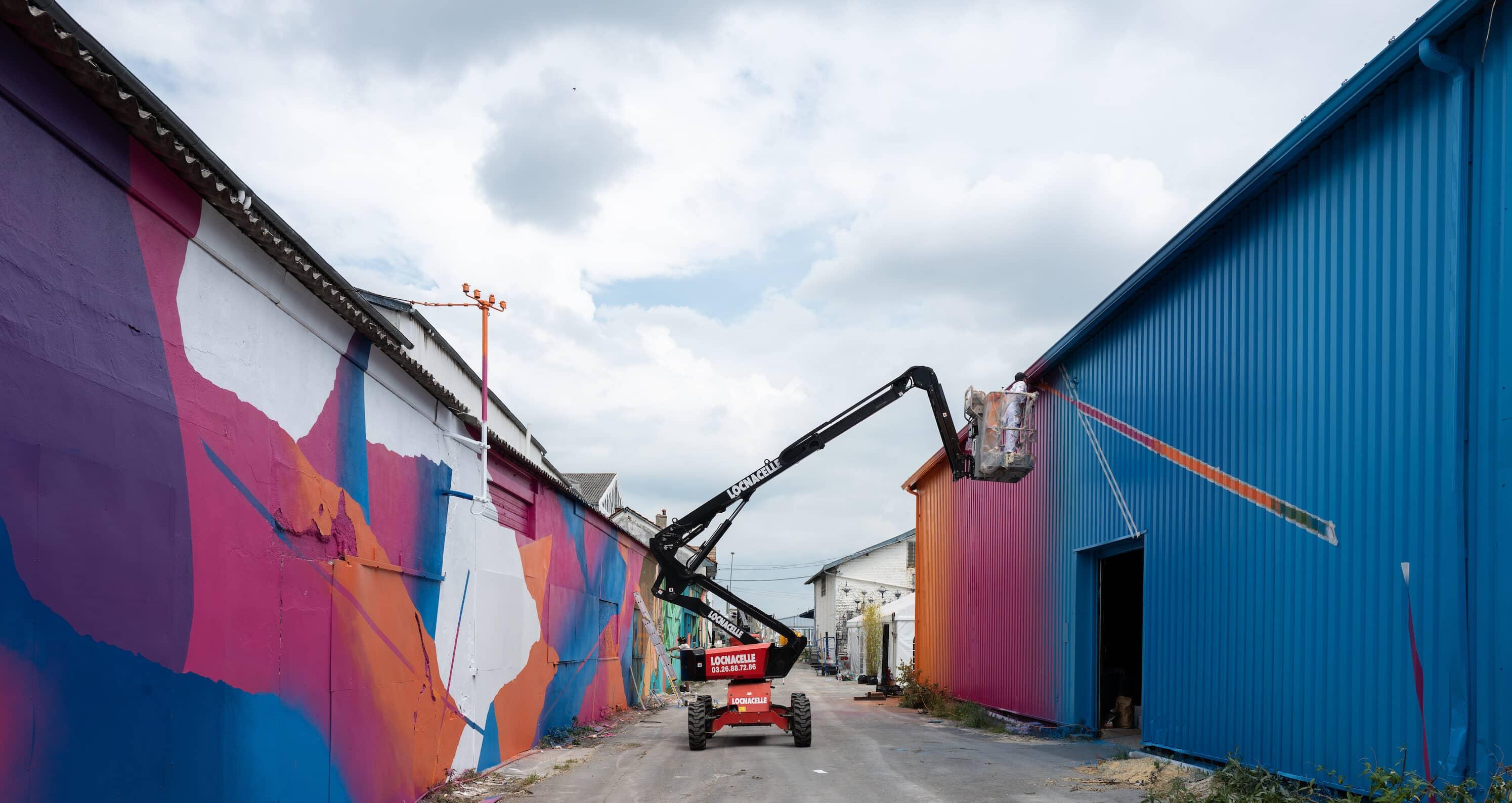 Street Artiste : ARNAUD LIARD