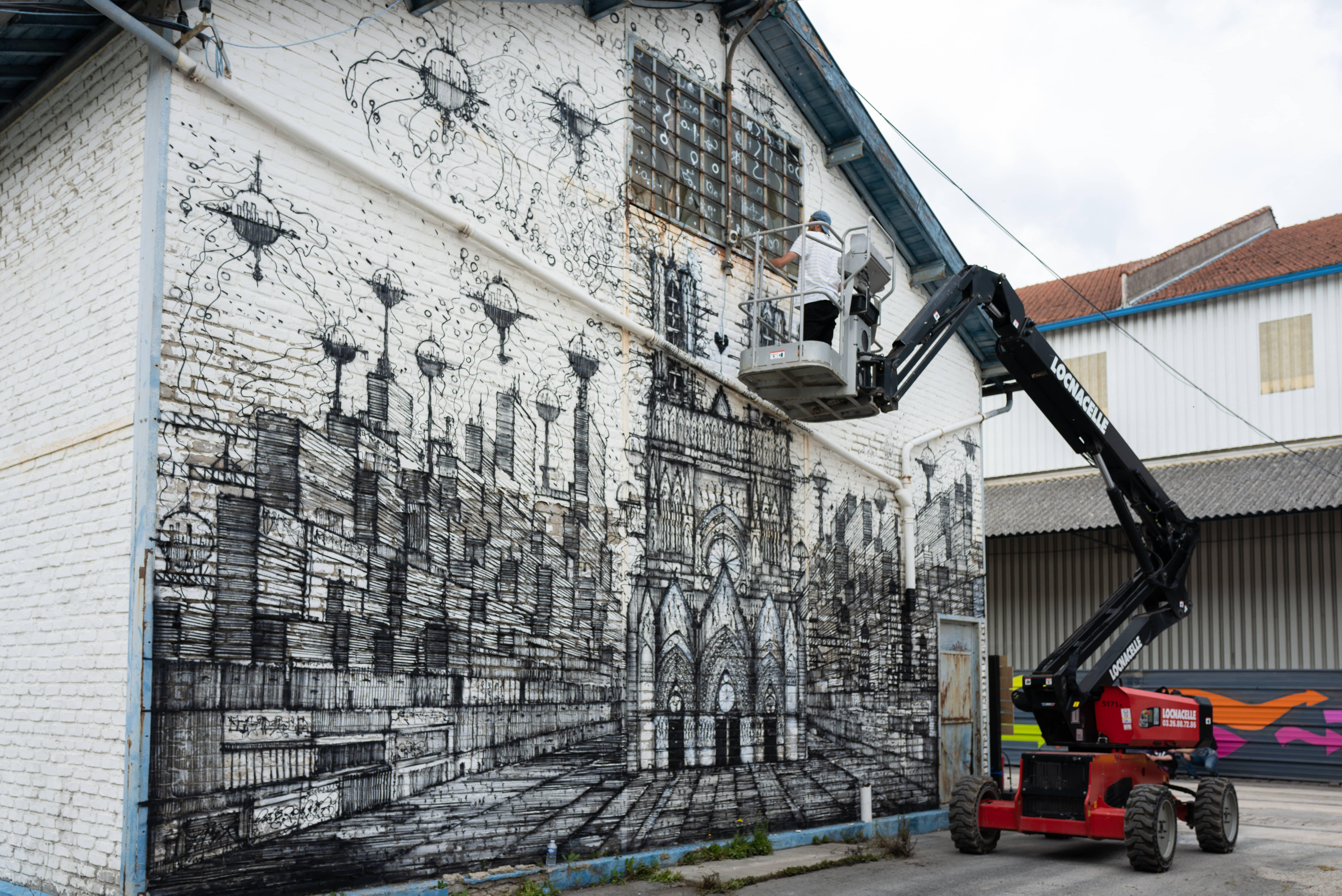 Street Artiste : IEMZA