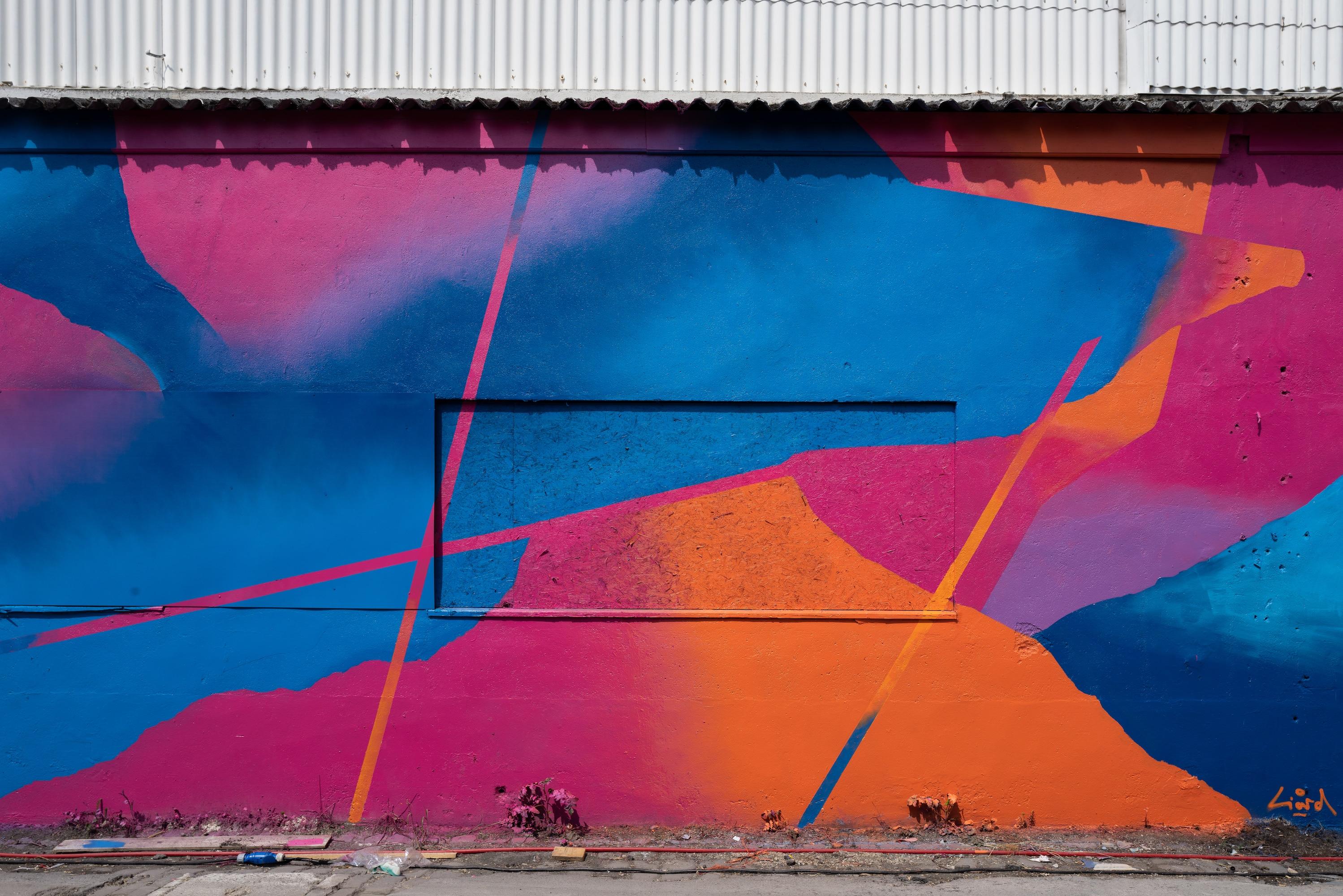 Street Artist : ARNAUD LIARD
