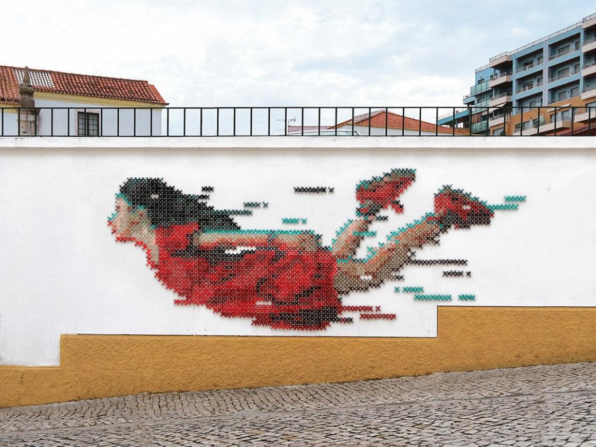 Street Artiste : Aheneah